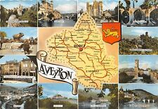 BR13229 Aveyron Map cartes geographiques   france