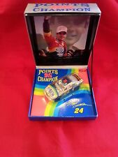 VINTAGE MATCHBOX JEFF GORDON POINTS 95 CHAMPION IN BOX  COLLECTOR NASCAR