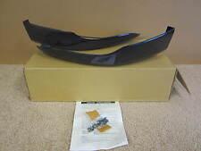 04 - 08 MAZDA 3 4DR NEW OEM FRONT LOWER LIP SPOILER 25E BN8FV4900F38 #3302