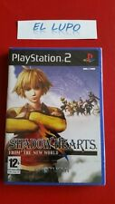 SHADOW HEARTS FROM THE NEW WORLD NEUF SOUS BLISTER VF NEW