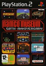 Namco Museum 50th Anniversary | PlayStation 2 PS2