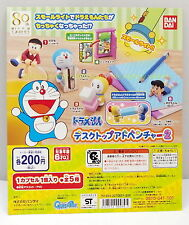 Doraemon Stationery Part II Complete 5pcs - Bandai Gashapon     h#8