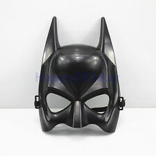 New Black Cosplay Props Batman Half-head Mask for Halloween Masquerade Party