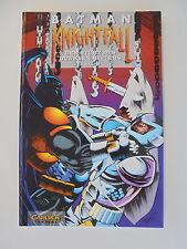 Batman Knightfall, Carlsen- Nr. 23 - Der Sturz der dunklen Ritters T. 6 / 1. Auf