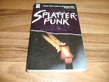 Paul Sammon -- SPLATTERPUNK / Horror extrem in 1. Auflage 1992