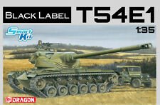 "1/35 Dragon US T54E1 - Smart Kit ""Black Label Series"" #3560"