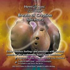 Breath of Creation Hemi-Sync CD MetaMusic