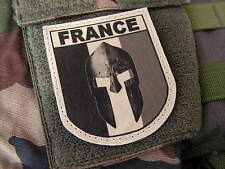 Patch velcro OPEX FRANCE SPARTAN - croisade MALI tan coyote CASQUE templier COS