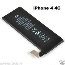 For Apple iPhone 4 4G New Genuine Replacement Battery 1420mAh 3.7V 5.25Whr