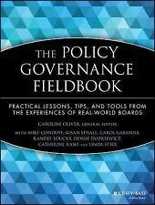 NEW - The Policy Governance Fieldbook