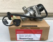Blocchetto accensione - SWITCH ASSY. - Honda SH125 SH150  NOS: 35100-KTF-641