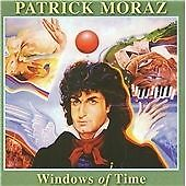 Patrick Moraz - Windows of Time (2011)  CD  NEW/SEALED  SPEEDYPOST