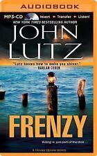 Frank Quinn: Frenzy 9 by John Lutz (2014, MP3 CD, Unabridged)