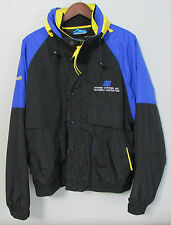 Goldwing Dynamic Systems Mechanical Contractors Black Hoodie Jacket Coat XL