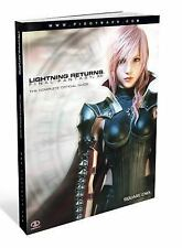 Lightning Returns: Final Fantasy XIII : The Complete Official Guide by Piggyback