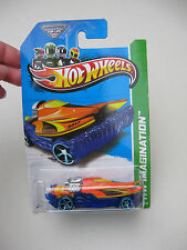 HOT WHEELS 2012 HW IMAGINATION #73/250 MAD SPLASH HOTWHEELS SEALED!
