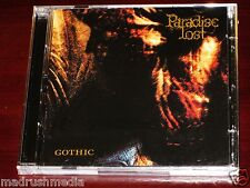 Paradise Lost: Gothic / Lost Tapes CD + DVD Set 2008 Bonus Tracks Peaceville NEW