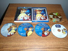 Beauty and the Beast (3D Blu-ray/DVD 2011 5-Disc Set) Diamond Edition