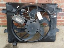 Electric Cooling Fan Assembly 03 04 05 Lincoln Town Car Ford Crown Vic Marquis
