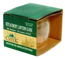 Cabin Creek 173-G-CC Compact Lantern Globe. Camping Hunting Coleman Replacement