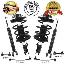 Strut Coil Spring Assembly Shocks Sway Bar Links New for  02-06 Altima 3.5L