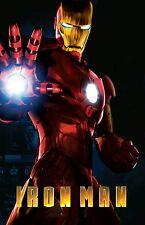 Iron Man movie poster  : 11 x 17 inches