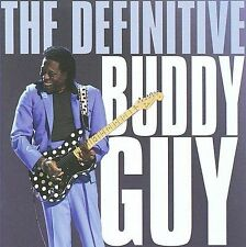 BUDDY GUY - The Definitive (Best of/ Greatest Hits) CD [K93]