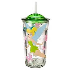 Disney Store Fairies Tinkerbell Pool Tumbler