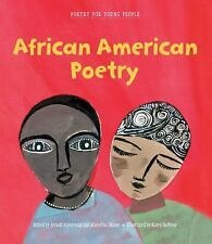 Poetry for Young People: African American Poetry, , Good Condition, Book