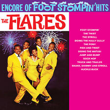The Flares – Encore Of Foot Stompin' Hits CD