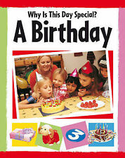 Why Is This Day Special?: A Birthday Powell, Jillian New Book