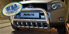Toyota Rav 4 2006-2009 CE APPROVED BULL BAR PUSH BAR GRILL GUARD WITH AXLE GRILL