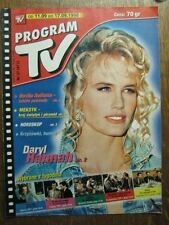 PROGRAM TV 37 (11/9/98) DARYL HANNAH ANTONIO BANDERAS