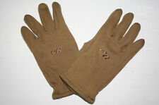 NEW! USMC Military Outdoor Research OR PS150 X-STATIC Gloves/Liner Coyote LARGE