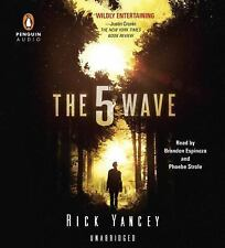 The 5th Wave by Rick Yancey (2014, CD, Unabridged)