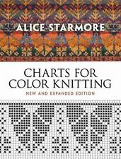 Dover Knitting, Crochet, Tatting, Lace: Charts for Color Knitting by Alice Starm