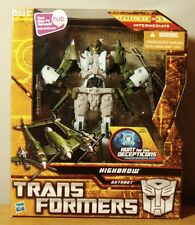 Transformers Hunt for the Decepticons HFTD Voyager Highbrow In Box