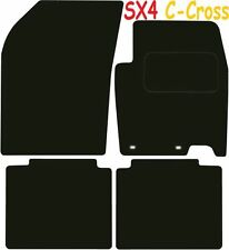 Suzuki Sx4 S-Cross DELUXE QUALITY Tailored mats 2013 2014 2015 2016 2017