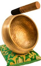 Tibetan Singing Bowls Set By YAK THERAPY- Excellent Resonance Yoga Meditation...