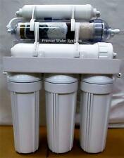 PREMIER 6 STAGE ALKALINE pH plus/ ORP negative Reverse Osmosis Water system 50