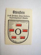 Ottenstein / Reklamemarke Kaffee Hag - Wappen