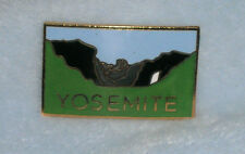 YOSEMITE National Park VALLEY PANORAMA Hat Lapel Pin Collectible Half Dome NEW