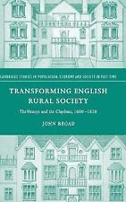 Transforming English Rural Society: The Verneys and the Claydons, 1600-1820