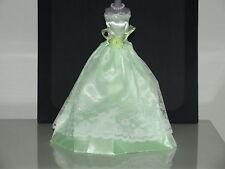 Puppenkleidung, Traumhaftes Outfit für Spielpuppen ca.30 cm, 3 Teilig, hellgrün