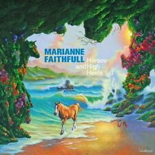 FAITHFULL MARIANNE - HORSES AND HIGH HELLS - CD NUOVO