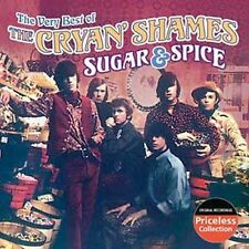 Very Best of the Cryan' Shames: Sugar and Spice * by The Cryan' Shames (CD,...