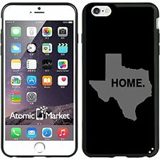 Texas Home Grey For Iphone 6 Plus 5.5 Inch Case Cover