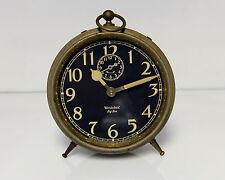 Westoclox Clock Big Bend Vintage Western Clock Co La Salle