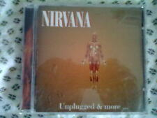 NIRVANA - UNPLUGGED & MORE ...CD RARISSIMO!!!!!  1994