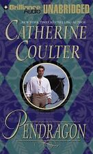 PENDRAGON unabridged audio book on CD by CATHERINE COULTER